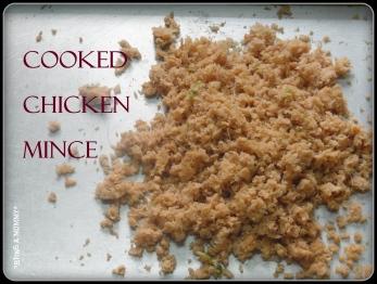 Chicken Mince