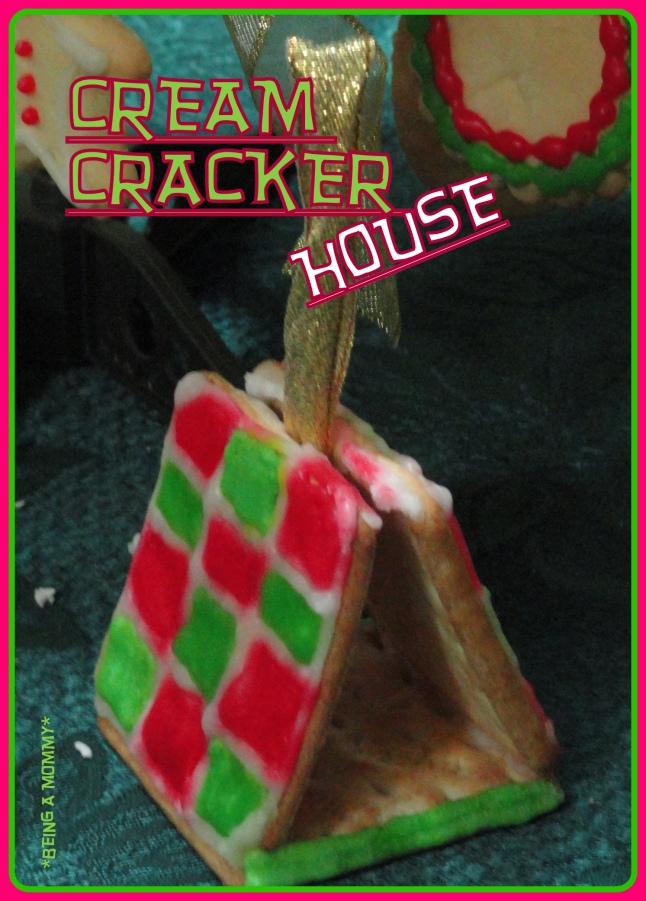 CreamCracker House