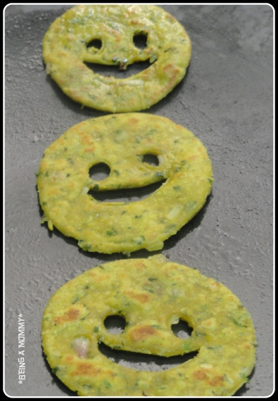 Smiley Masala Rotis