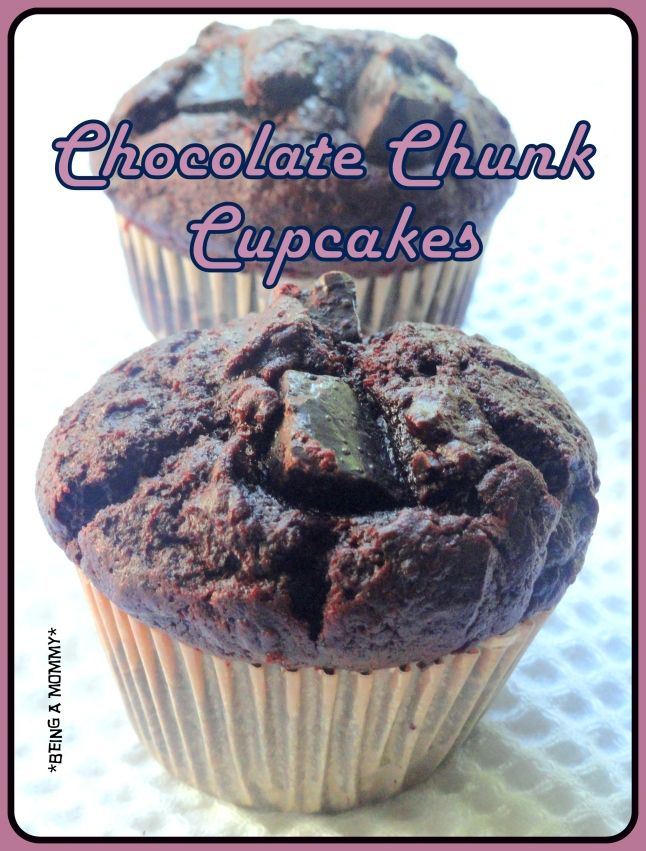 Chocolate Chunk Cupcakes