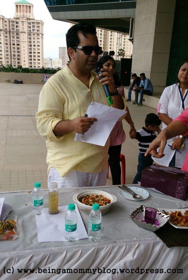 Chef Ajay Chopra - of Masterchef Fame