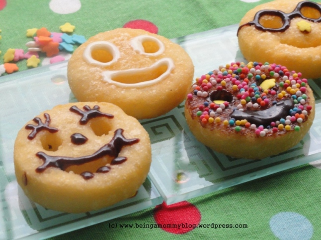 Chocolate Smiley