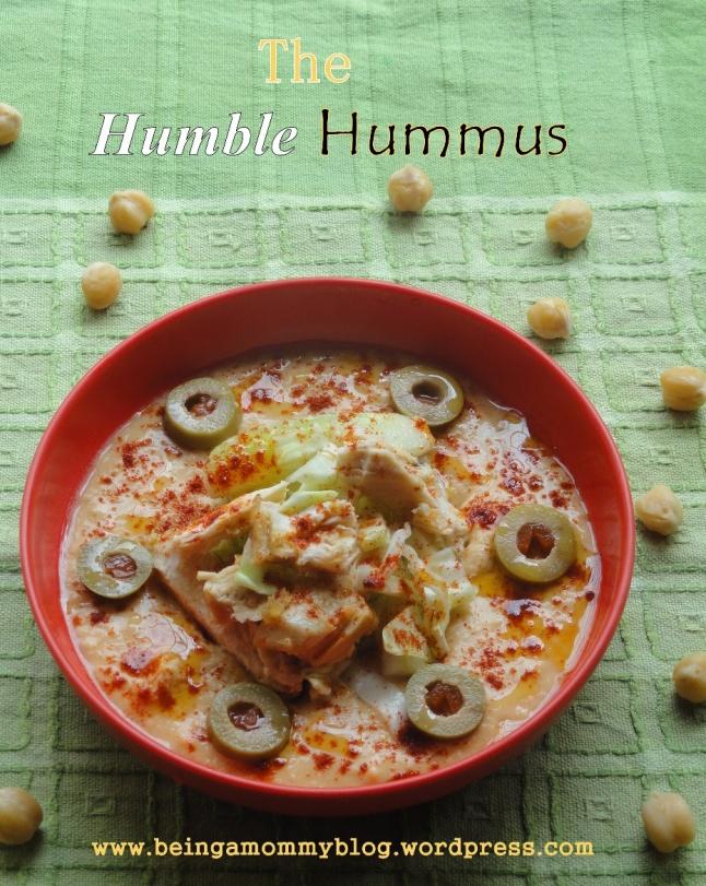 humble hummus