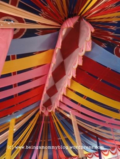 Colorful Drapes