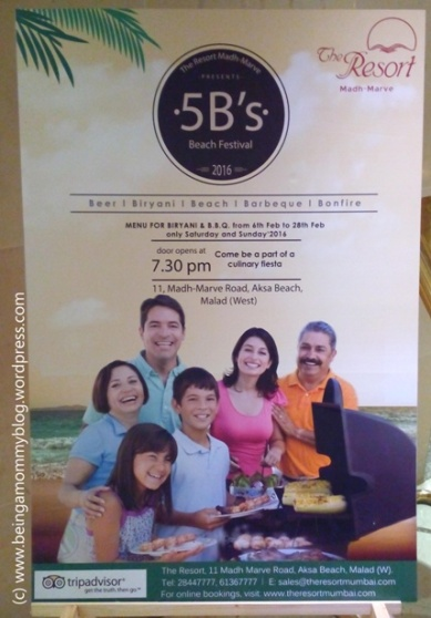 5B's Poster