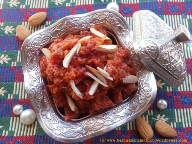 indian carrot dessert