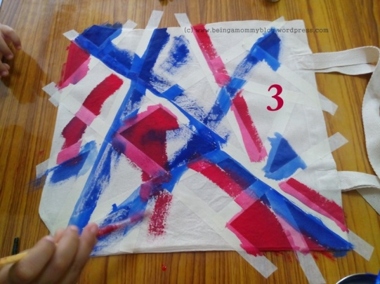Bag Art - Step 3