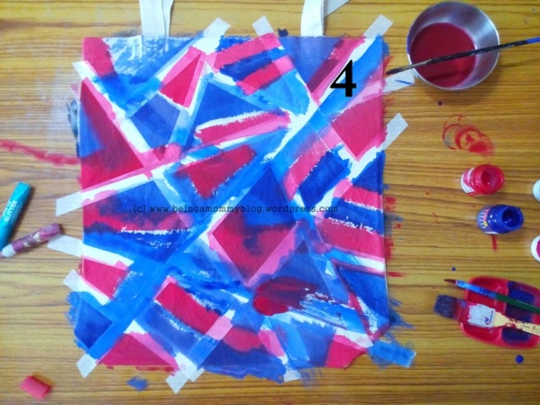 Bag Art - Step 4