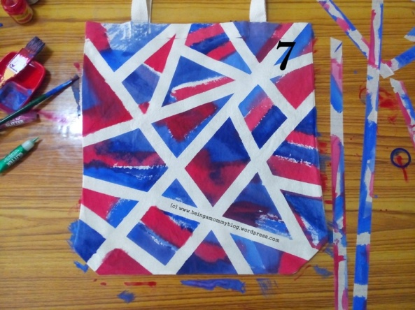 Bag Art - Step 7