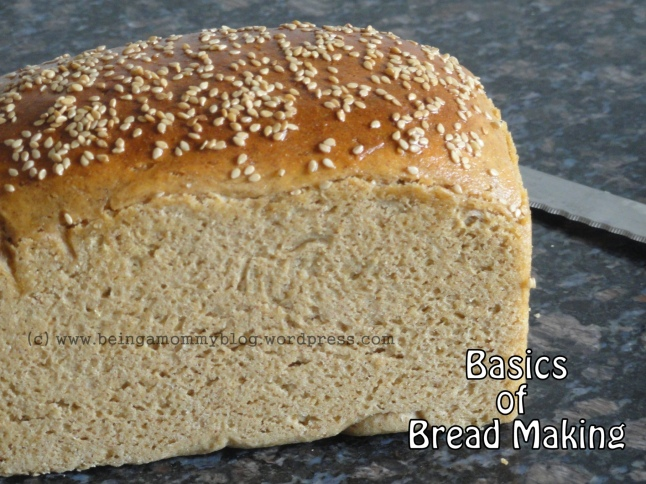 basic of bread making