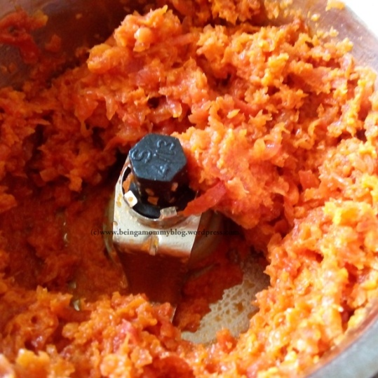 Carrot Rabdi - step 3B