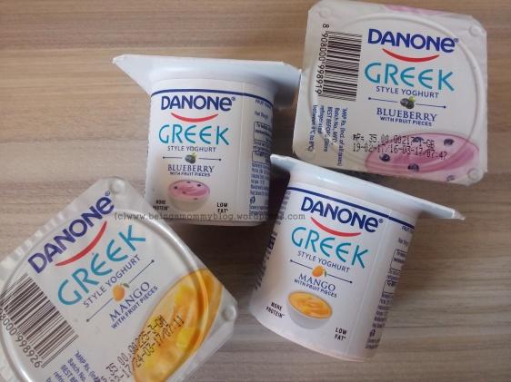 danone yoghurt