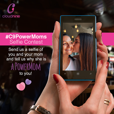 #C9PowerMoms
