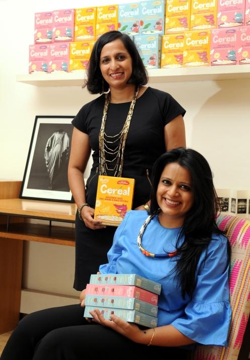 Meghana Narayan and Shauravi Malik, Co-Founders, Slurrp Farm 1