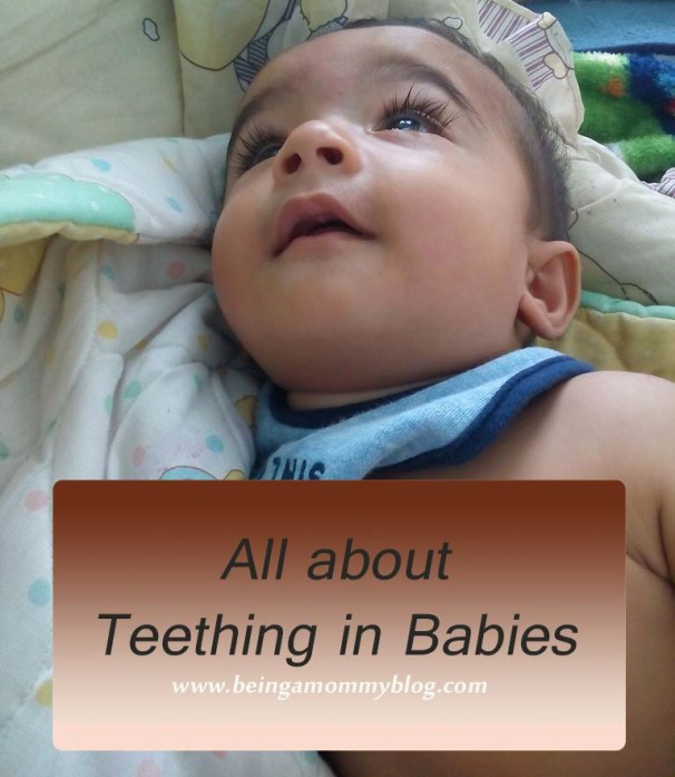 teething in babies