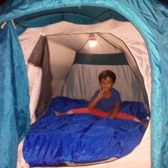 Riveside Camping @Lonaval,India